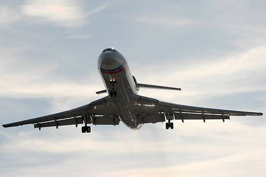 Изводы извлекли все три темных ящика Ту-154