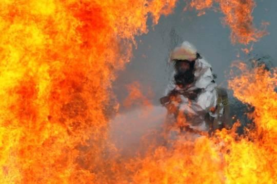 Спорткомплекс «Олимпийский» загорелся в Москве