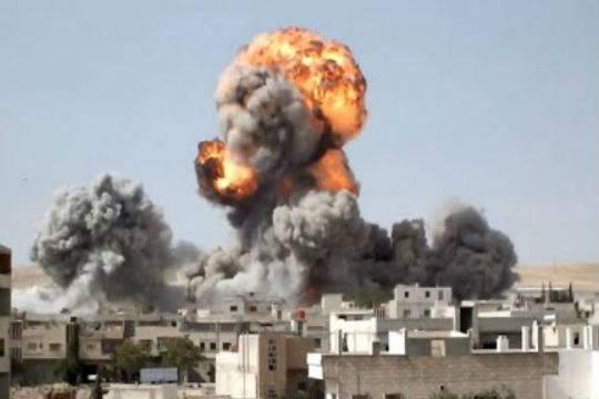 Авиаудар вРакке мог стать первопричиной погибели мирных граждан — США