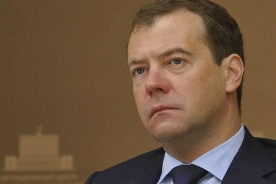 «Яневижу себя кандидатом впрезиденты»— Медведев