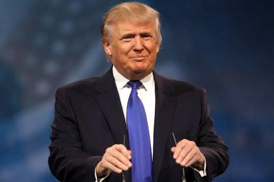ВНью-Йорке наохрану Дональда Трампа потратили уже неменее $32 млн