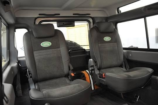 Вседорожный автомобиль Ленд-Ровер Defender покажут раньше доэтого срока