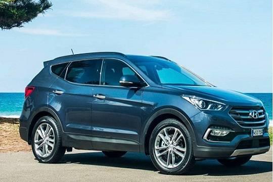 Стали известны подробности о новом поколении Hyundai Santa Fe