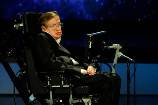 Стивен Хокинг готовится к полету в космос