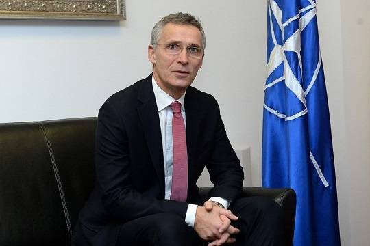 Столтенберг назвал главные темы саммита НАТО