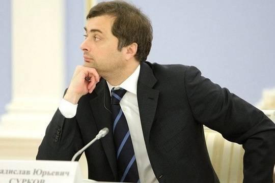 Сурков посылает сигналы наверх в новой статье