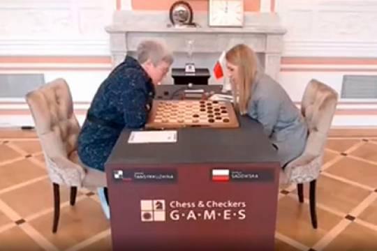 Тамара Тансыккужина: эпизод со снятием российского флага на ЧМ по шашкам может повлиять на исход матча