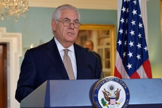 Госсекретарь США призвал уменьшить уровень насилия вгосударстве Украина