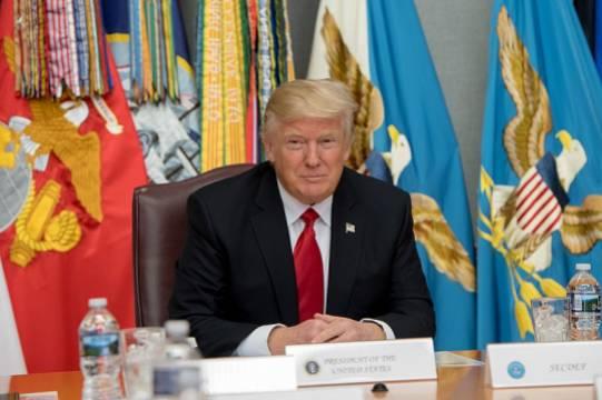 Трамп назвал причину, по которой Байден «выбрался из подвала»