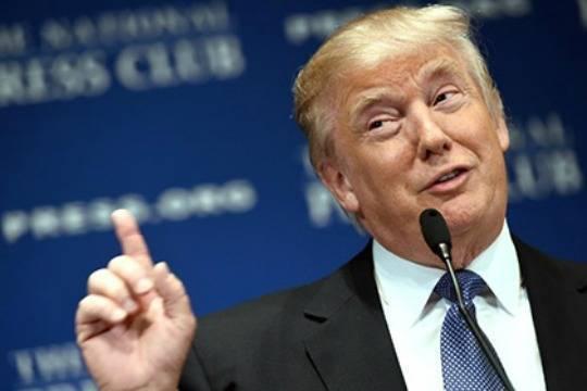 Республиканцы несобираются отказываться отТрампа