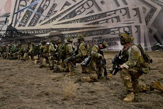 Трамп подписал оборонный бюджет на последующий 2019 объемом 716 млрд долларов