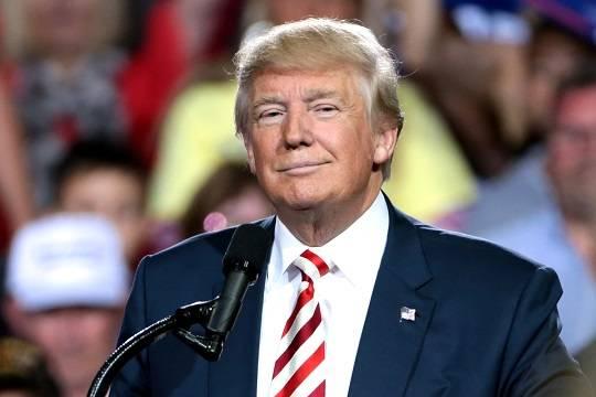 трамп подпишет первые указы января