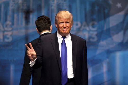 Трамп: учения с Южной Кореей являются «дорогими военными играми»
