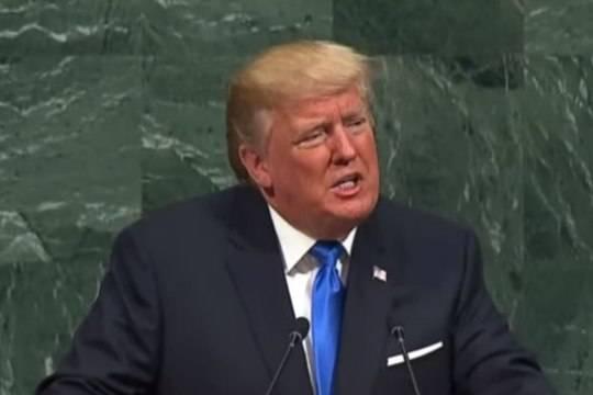 Трамп: в случае опасности США готовы уничтожить КНДР