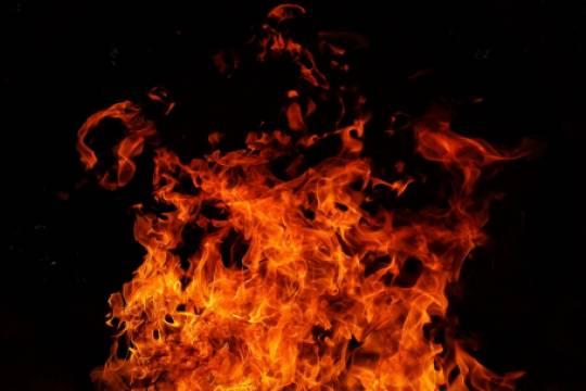 Туляки спасли ребёнка во время пожара