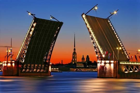 Петербург признан ведущим туристическим направлением Европы