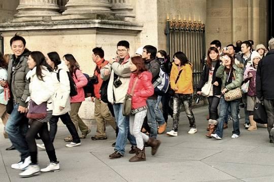 Китайские туристы предпочитают Российскую Федерацию