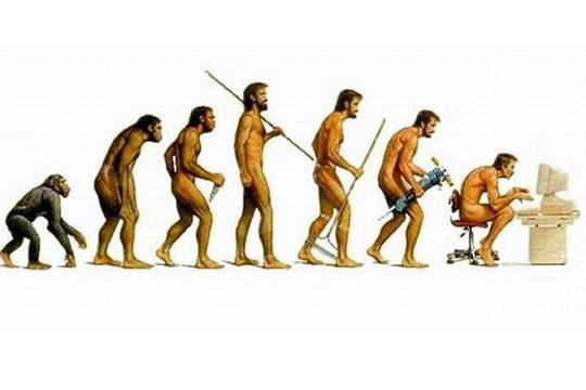 Ученые показали эволюцию человека за последние 100 лет