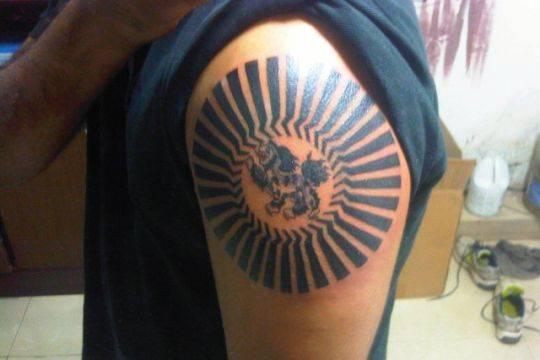 Ученые доказали, что татуировки могут посодействовать втрудоустройстве