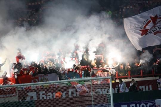 УЕФА открыл дисциплинарное дело против «Спартака»