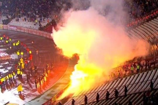 Наматч «Црвена Звезда»— ЦСКА проданы практически все билеты
