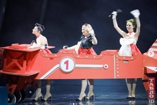 Украинские артисты одним из другим отказываются от выступления на «Евровидении»