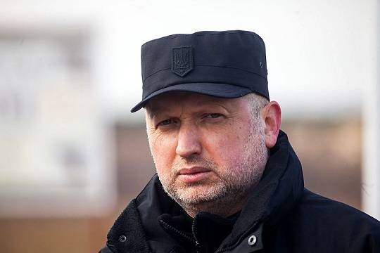 Украинскую поместную церковь может возглавить секретарь Совбеза Александр Турчинов