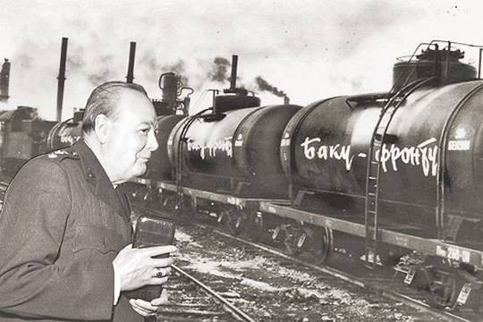 В 1941 году Великобритания тайно готовила диверсии в СССР
