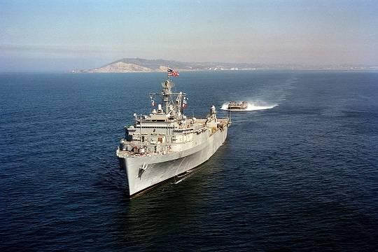 В акваторию Чёрного моря вошёл второй эсминец ВМС США