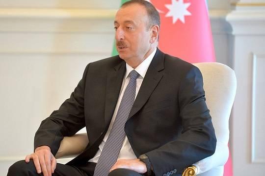 ЦИК: Выборы президента Азербайджана пройдут 11апреля
