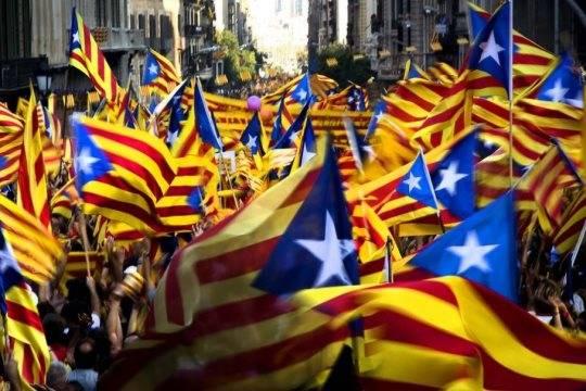 Испанский премьер объявил онедопустимости референдума вКаталонии