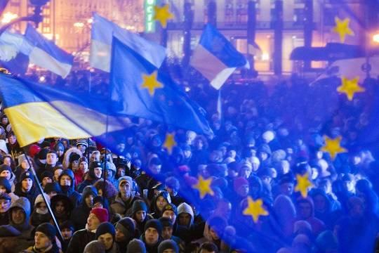 В Европе хотят, чтобы Москва стала спонсором Киева