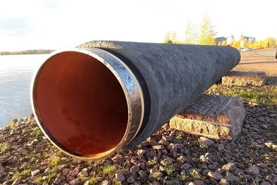 В Германии оценили вклад «Северного потока – 2» в стабилизацию газоснабжения Европы