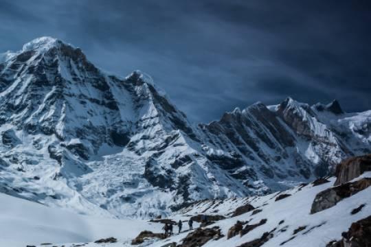 В Гималаях нашли пропавших альпинистов