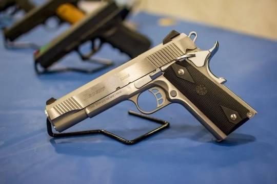 В Госдуме захотели жёстче наказывать граждан за утрату оружия