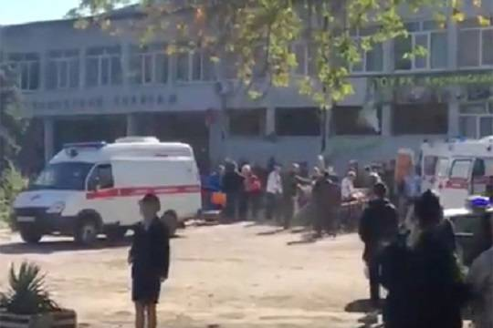 В Керчи прогремел мощный взрыв, 10 человек погибли