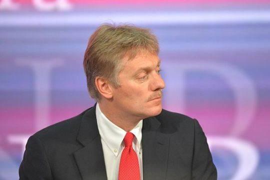 Песков прокомментировал сообщения СМИ о вероятной отставке Бастрыкина