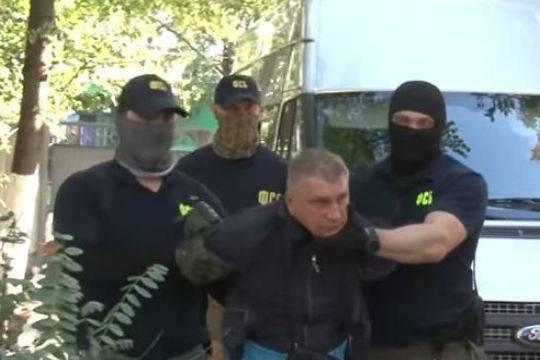 ФСБ сообщила озадержании 2-х шпионов вКрыму