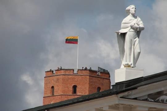 В Литве заявили о подрыве доверия к Евросоюзу на фоне ситуации в Белоруссии