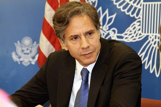 В ЛНР назвали цель визита госсекретаря США на Украину