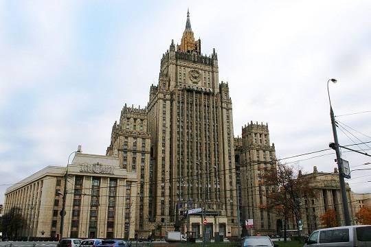 В МИД РФ рассказали о рисках дальнейшей деградации отношений с США