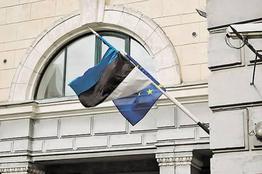 В МИД РФ высылку из Эстонии российских дипломатов назвали «недружественным актом»
