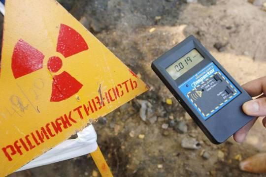 В Минприроды заявили о недостоверности информации о выбросе радиации
