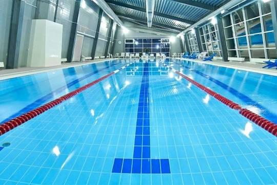 В Москве строят несколько бассейнов