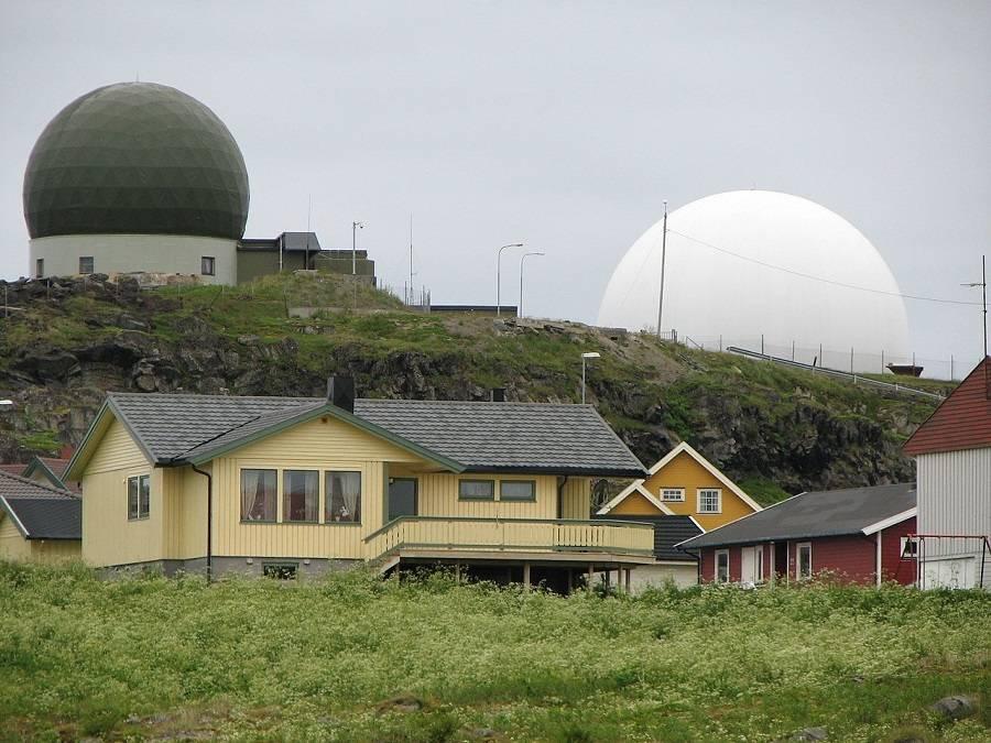 Радары Глобус в Вардё