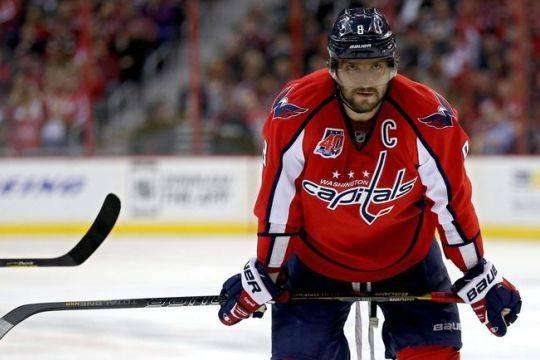 «Вашингтон» победил «Миннесоту» вматче НХЛ, Овечкин набрал 1100-е очко вкарьере