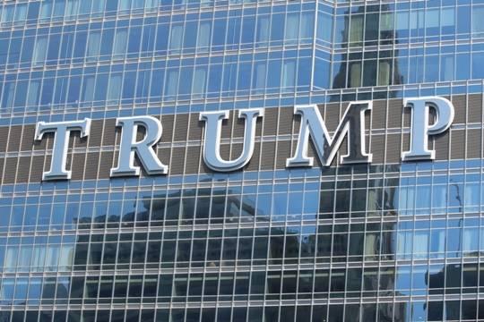 ВСША продолжаются демонстрации против Трампа