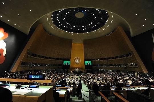 В ООН назвали тех, кто будет рассматривать невыдачу виз российским дипломатам
