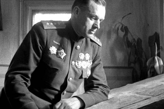 В Польше усомнились в версии о рождении маршала Рокоссовского в Белоруссии