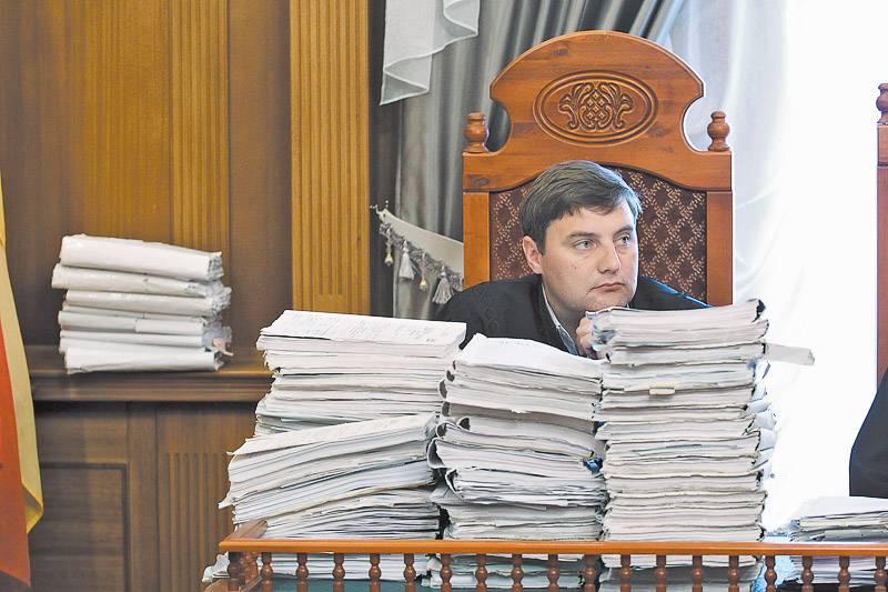 В России начинается «судебная революция»